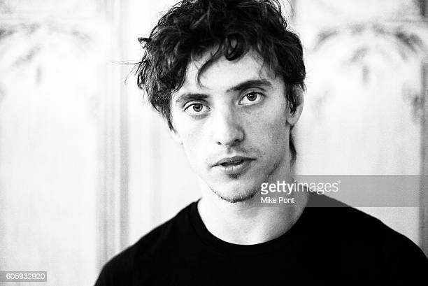 Royal Ballet principal dancer Sergei Polunin attends the BUILD Speaker Series to discuss the film 'Dancer' at AOL HQ on September 15 2016 in New York...