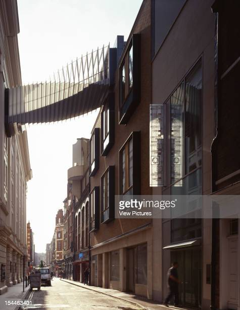 Royal Ballet School London United Kingdom Architect Ecd Wilkinson Eyre Westwood Royal Ballet School