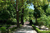 Royal Botanical Garden, Madrid, Spain