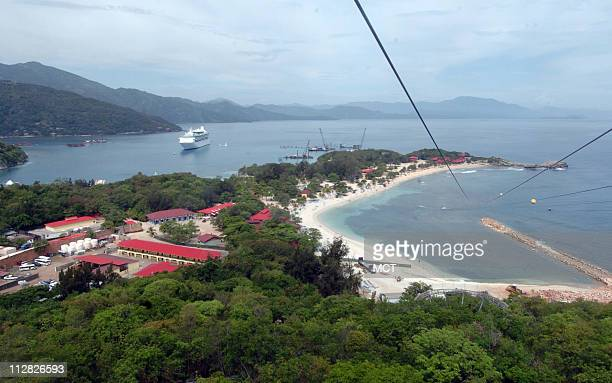 Labadee Stock Photos And Pictures Getty Images
