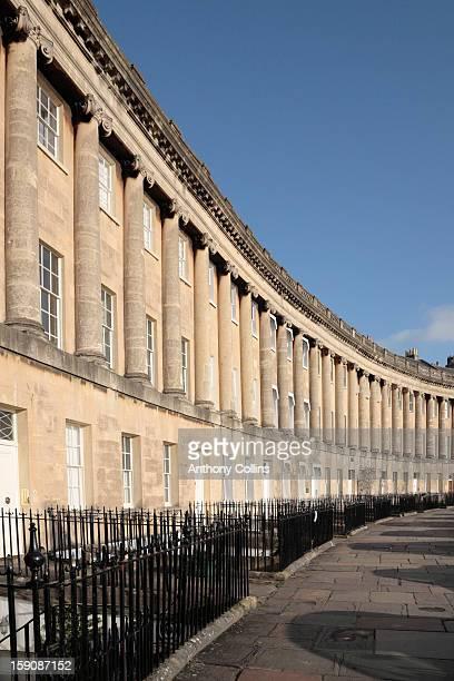 Royal Crescent, Bath, Avon