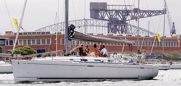 Royal Danish tour to Australia Princess Mary sails on a yacht with old friend Hamish Campbell and her friend Amber Petty amongst others The Princess...
