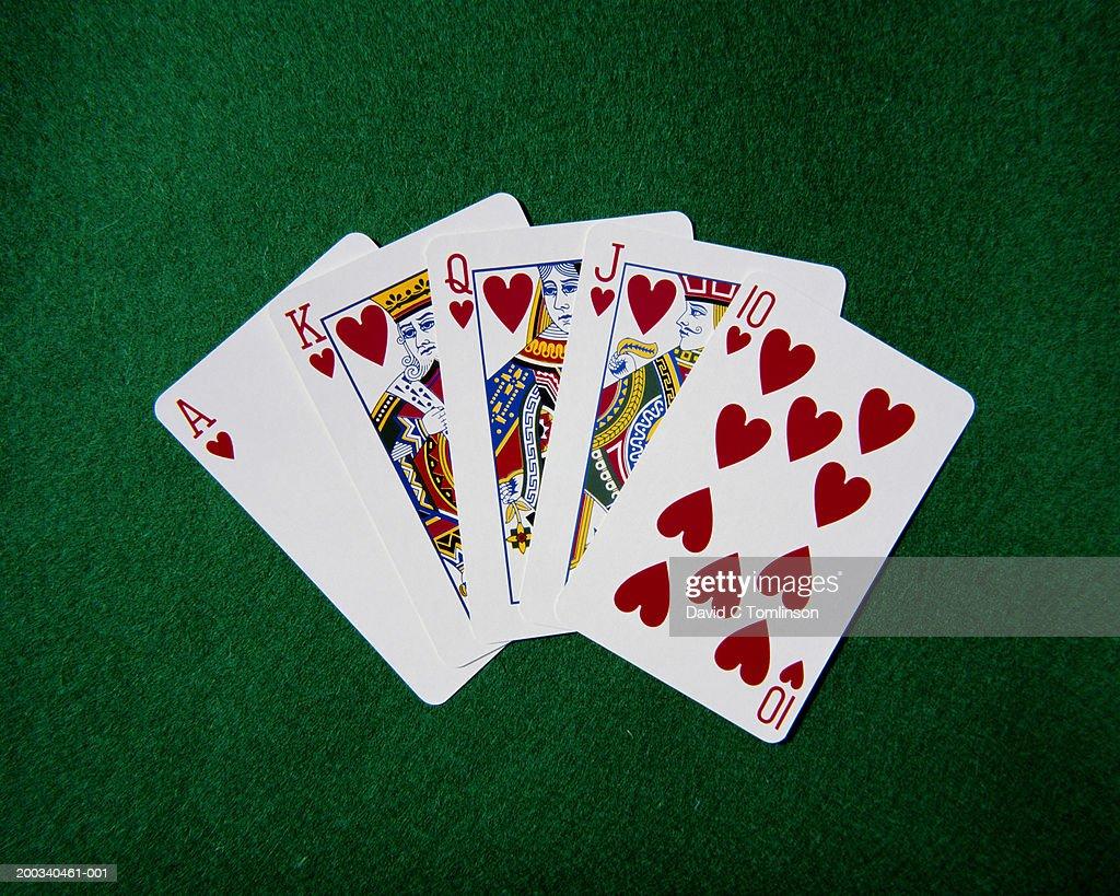 Royal flush online casino reel deal vegas casino