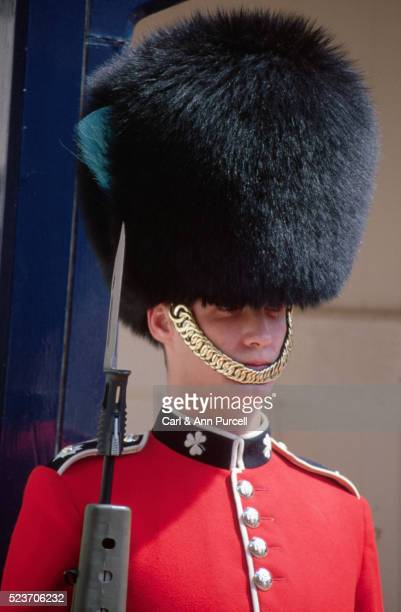 Royal Guard Outside Clarence House