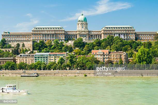 Royal Palace, Budapest, Hungary