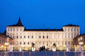 Royal Palace of Turin or Palazzo Reale, is a palace in Turin, northern Italy. It was the royal palace of the House of Savoy. It was modernised greatly by the French born Madama Reale Christine Marie o