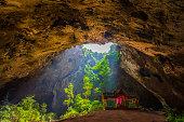 Hua Hin - Thailand, Thailand, Prachuap Khiri Khan Province, Rock - Object, Cave
