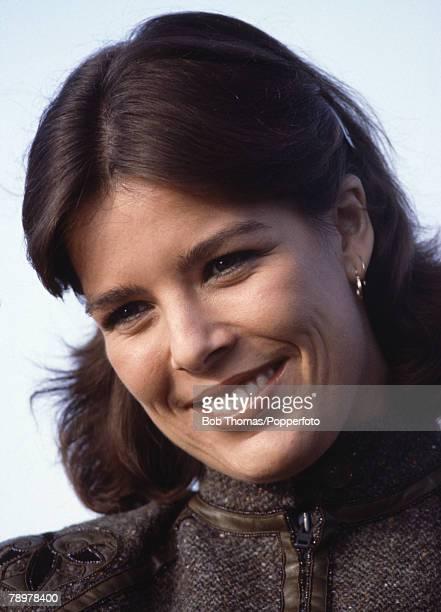 Royalty Nottingham England Princess Caroline of Monoco