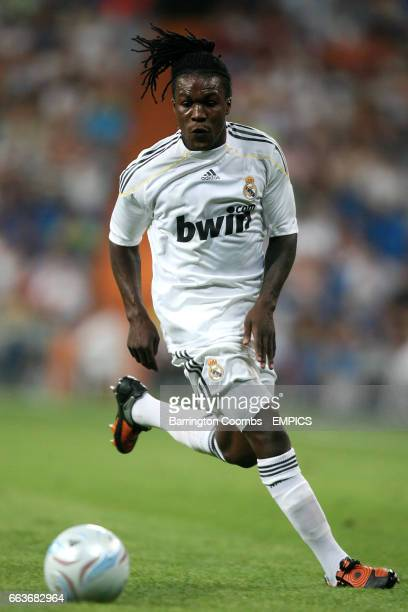 Royston Ricky Drenthe Real Madrid