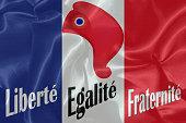 France - République française - Drapeau de France - Liberté égalité Fraternité - Bonnet phrygien