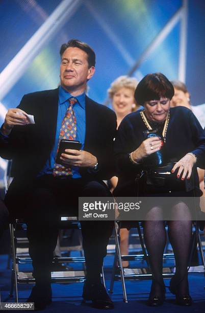 Rt Hon Michael Portillo and Rt Hon Ann Widdecombee at the Conservative Party conference 2000 Shadow Chancellor of the Exchequer and the Shadow Home...