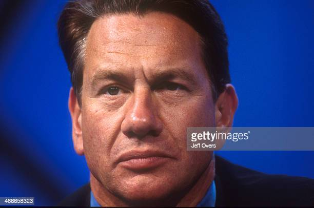 Rt Hon Michael Portillo at the Conservative Party conference 2000 MP Cons Shadow Chancellor of the Exchequer at the annual Conservative conference in...