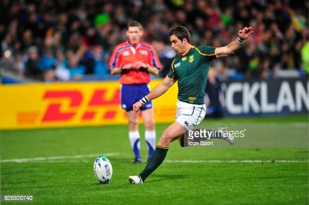 Ruan PIENAAR Afrique du Sud / Namibie Coupe du Monde de Rugby 2011