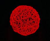Rubber band ball