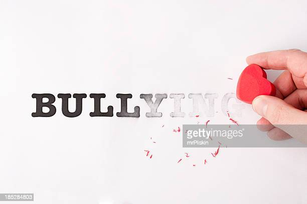 Rubbing out bullying