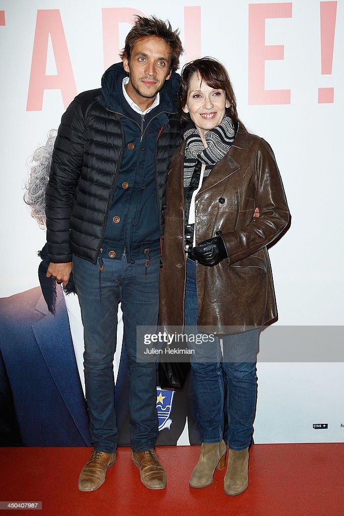 'Les Garcons Et Guillaume A Table' Paris Premiere At Cinema Gaumont Opera