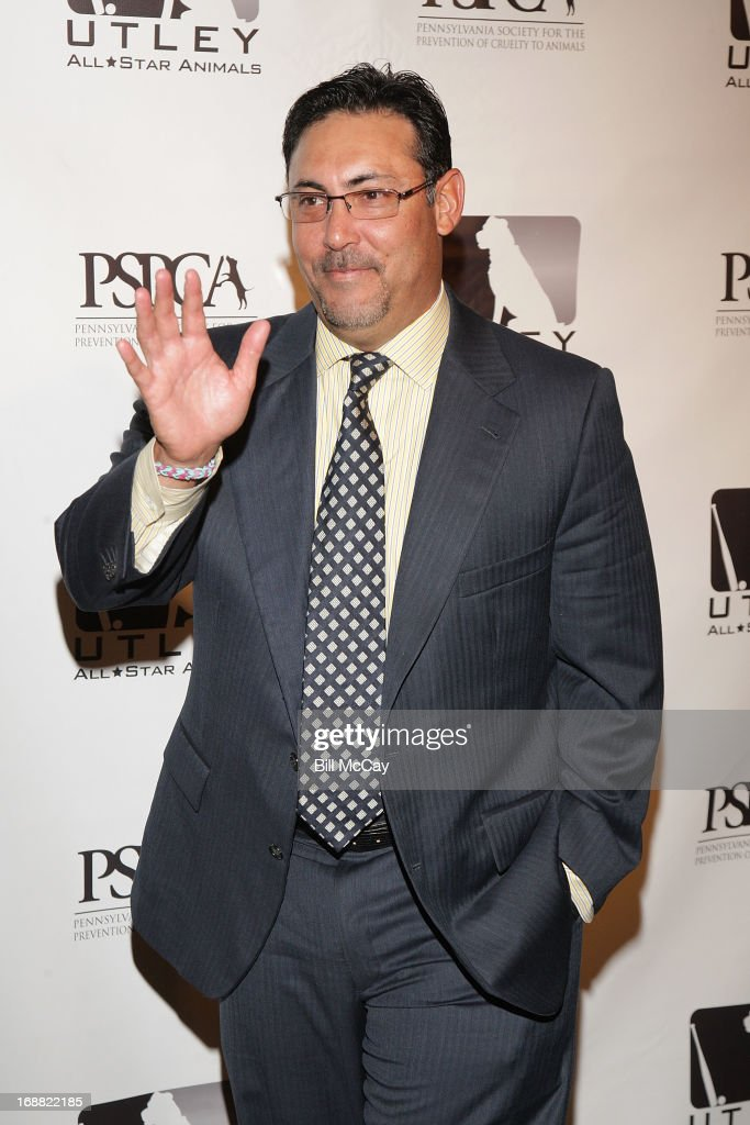 Ruben Amaro, Jr. attends the 6th Annual Utley All-Star Animals Casino Night to benefit the Pennsylvania SPCA at The Electric Factory May 15, 2013 in Philadelphia, Pennsylvania.