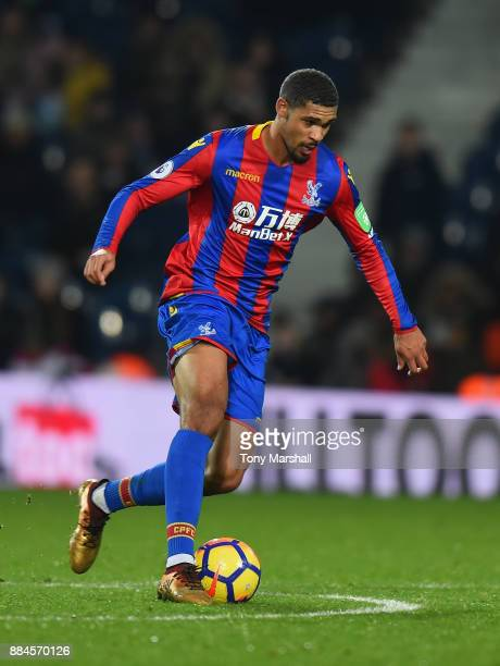Ruben LoftusCheek of Crystal Palace during the Premier League match between West Bromwich Albion and Crystal Palace at The Hawthorns on December 2...