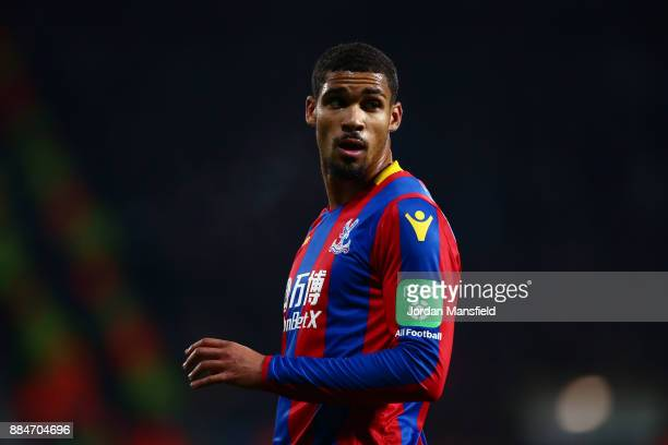Ruben LoftusCheek of Crystal Palace looks on during the Premier League match between West Bromwich Albion and Crystal Palace at The Hawthorns on...