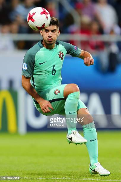 Ruben Neves during the UEFA European Under21 match between FYR Macedonia and Portugal on June 23 2017 in Gdynia Poland