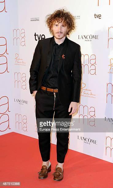Ruben Ochandiano attends 'Ma ma' charity premiere on September 9 2015 in Madrid Spain
