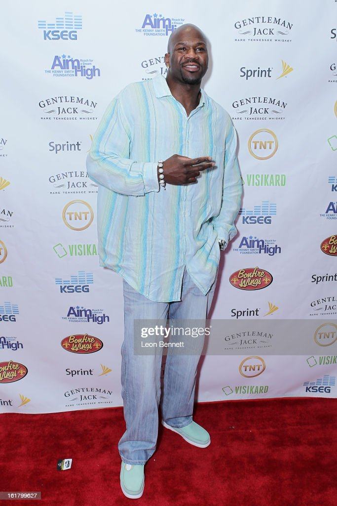 """Kenny """"The Jet"""" Smith Annual NBA All-Star Bash"""