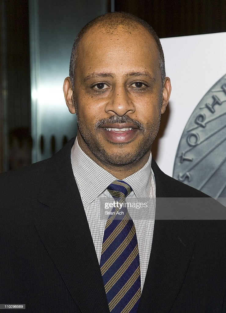 Ruben SantiagoHudson during 58th Annual Christopher Awards Honor the Year's Best Films TV Programs and Books at McGrawHill Building in New York City...