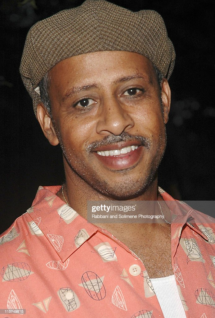 Ruben SantiagoHudson during Shakespeare in the Park 2005 'The Two Gentleman of Verona' Arrivals at Delacorte Theatre in New York City New York United...