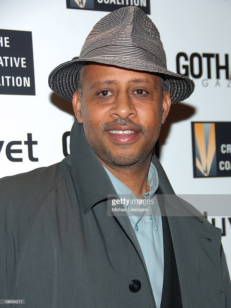 Ruben SantiagoHudson during The Creative Coalition Gala Hosted by Gotham Magazine December 18 2006 in New York City New York United States