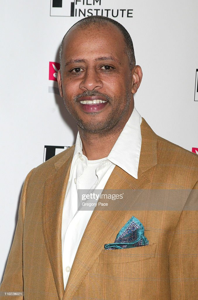Ruben SantiagoHudson screenwriter during Tribeca All Access Connects Awards and Closing Party Arrivals at Tribeca Grand Hotel in New York City New...
