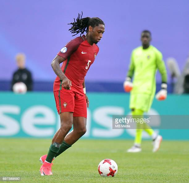 Ruben Semedo during the UEFA European Under21 match between Portugal and Serbia at Arena Bydgoszcz on June 17 2017 in Bydgoszcz Poland