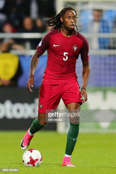 Ruben Semedo during the UEFA European Under21 match between Portugal and Spain on June 20 2017 in Gdynia Poland