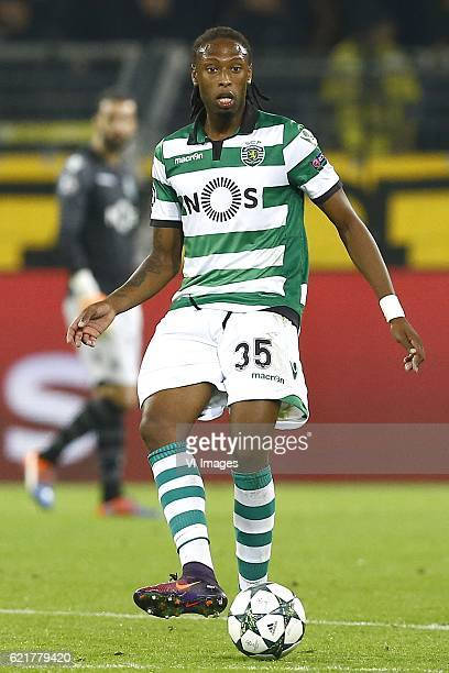 Ruben Semedo of Sporting Club Portugalduring the UEFA Champions League group F match between Borussia Dortmund and Sporting Club de Portugal on...
