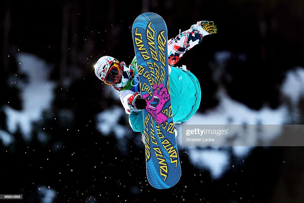 <a gi-track='captionPersonalityLinkClicked' href=/galleries/search?phrase=Ruben+Verges&family=editorial&specificpeople=5674183 ng-click='$event.stopPropagation()'>Ruben Verges</a> of Spain competes in the Snowboard Men's Halfpipe on day six of the Vancouver 2010 Winter Olympics at Cypress Snowboard & Ski-Cross Stadium on February 17, 2010 in Vancouver, Canada.