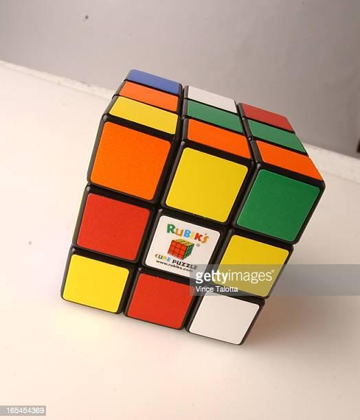 CUBE 8/21/03 rubiks cube