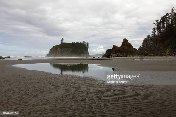Ruby Beach, Forks, Olympic Peninsula, Washington, USA