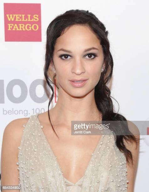 Ruby Modine attends the American Red Cross Centennial Celebration To Honor Disney As 'Humanitarian Company Of The Year' at the Beverly Wilshire Four...