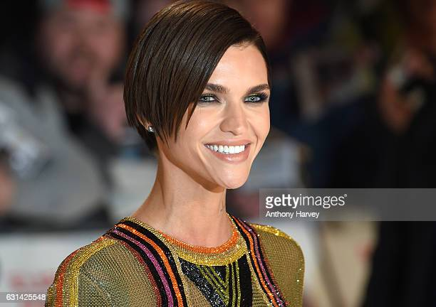 Ruby Rose attends the European premiere of 'xXx' Return of Xander Cage' on January 10 2017 in London United Kingdom