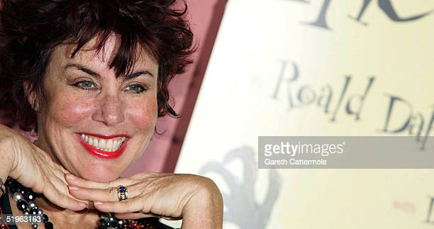 Ruby Wax attends a photocall to mark her West End debut as Roald Dahl's Grand High Witch in 'The Witches' playing at Wyndhams Theatre from March 3 at...