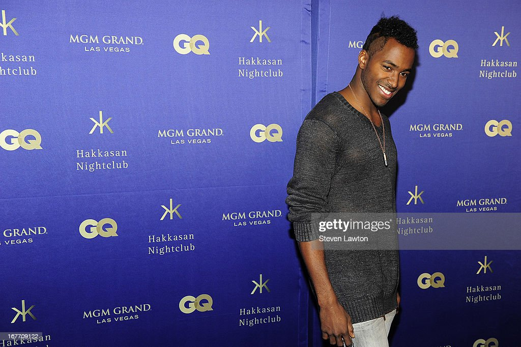 <a gi-track='captionPersonalityLinkClicked' href=/galleries/search?phrase=DJ+Ruckus&family=editorial&specificpeople=2308601 ng-click='$event.stopPropagation()'>DJ Ruckus</a> arrives at the grand opening of Hakkasan Las Vegas Restaurant and Nightclub at the MGM Grand Hotel/Casino on April 27, 2013 in Las Vegas, Nevada.