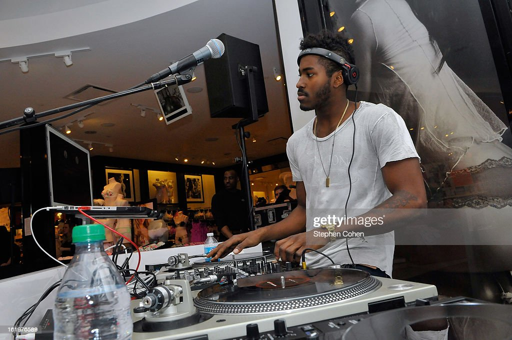 <a gi-track='captionPersonalityLinkClicked' href=/galleries/search?phrase=DJ+Ruckus&family=editorial&specificpeople=2308601 ng-click='$event.stopPropagation()'>DJ Ruckus</a> attends Victoria's Secret PINK hosts the biggest dance party ever at Victoria's Secret PINK Store at Mall of St. Matthews on February 17, 2013 in Louisville, Kentucky.