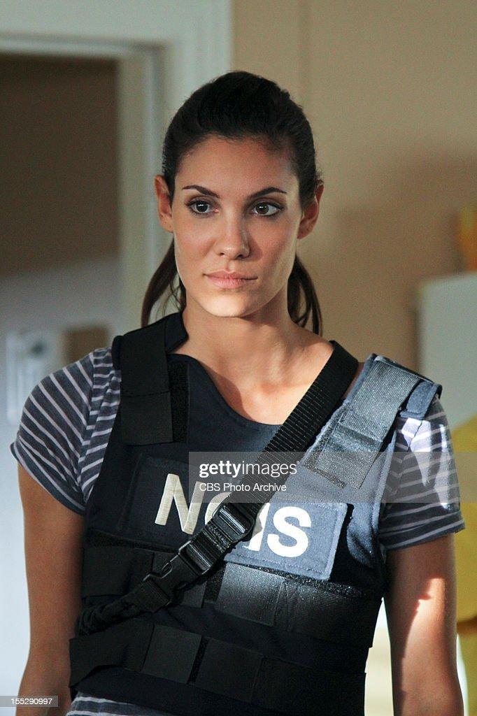 'Rude Awakenings' (Part 2) -- Pictured: Daniela Ruah (Special Agent Kensi Blye). The