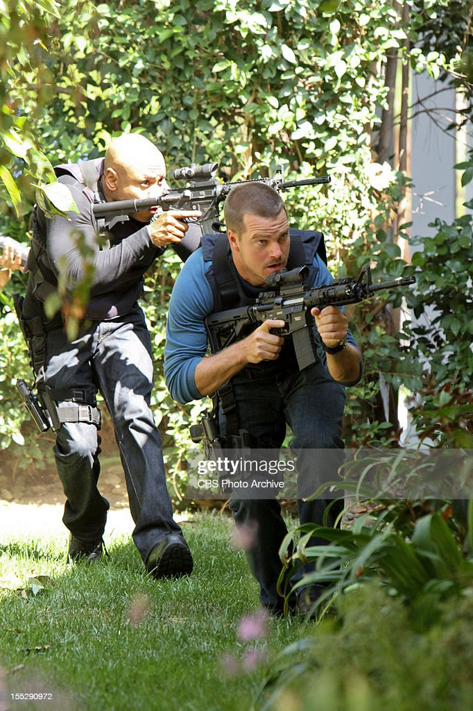 'Rude Awakenings' (Part 2) -- Pictured (L-R): LL COOL J (Special Agent Sam Hanna) and Chris O'Donnell (Special Agent G. Callen). The