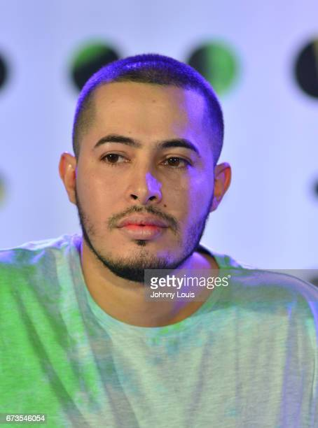 Rude Boyz during The Billboard Latin Music Conference Awards Songwriters The New Generation panel at Ritz Carlton South Beach on April 26 2017 in...