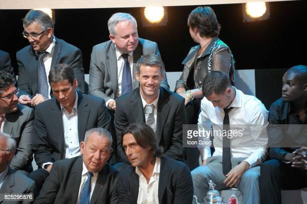 Rudi GARCIA / Mickael LANDREAU Trophee UNFP 2011