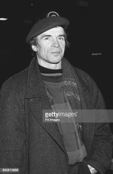 Rudolf Nureyev ballet dancer and choregrapher