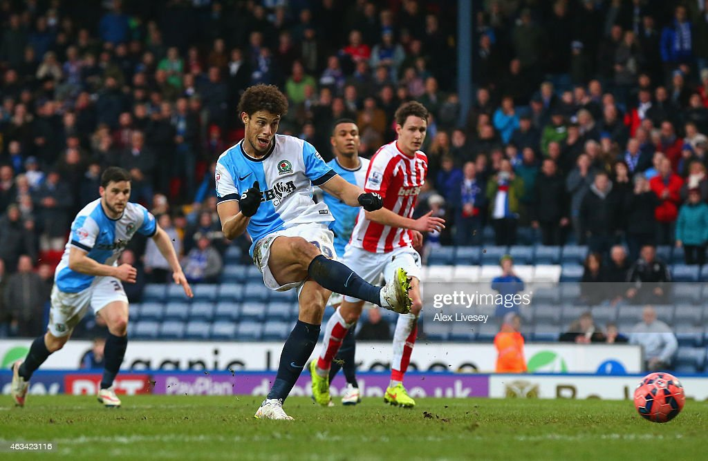 Blackburn Rovers v Stoke City - FA Cup Fifth Round