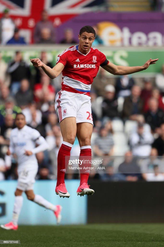 Swansea City v Middlesbrough - Premier League