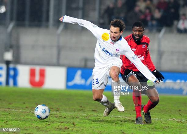 Rudy HADDAD Guingamp / Chateauroux 24e journee Ligue 2