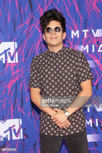 Rudy Mancuso attends the MTV MIAW Awards 2017 at Palacio de Los Deportes on June 3 2017 in Mexico City Mexico